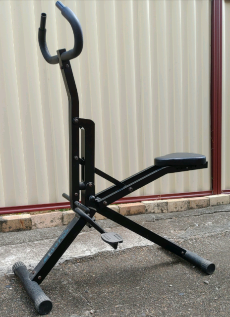 Give away excercise machine low impact home gym equipment