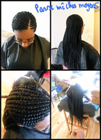 Tresses africaines PROMO