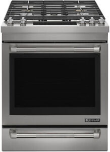 "Jenn-Air JGS1450FP 30"" Gas Range Self Clean Convection 5 Sealed"