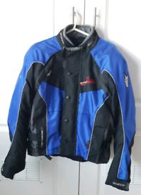 Wolf Moto motorbike/motorcycle/scooter jacket