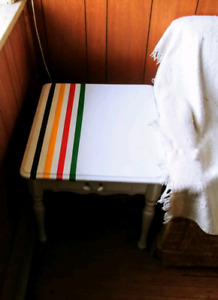 Nicely Painted End Tables