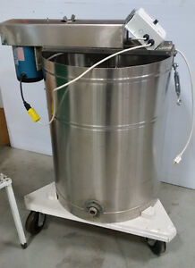 Dadant honey extractor 6 deep -12 shallow frame