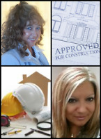 ENGINEERING- Stamp, Structural, Building Permit, Drawings