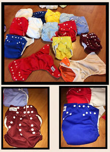 Huge LOT of HIGH END & LIMITED EDITION Cloth Diapers Peterborough Peterborough Area image 9