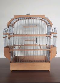 Bird Cage // Bird House // Bird Home // Wooden Handcrafted