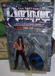Ian Nottingham Figure CM9002 Witchblade Moore Action Collectible