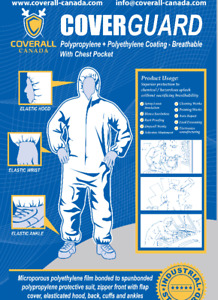 Disposal Coveralls - Breathable and Protective garments