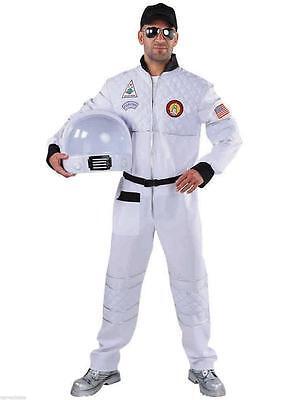 Astronaut Astronautenkostüm Raumanzug Spaceman Kostüm Overall Anzug Herren - Spaceman Anzug Kostüm