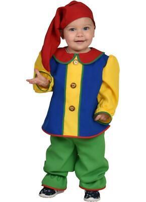 Kostüm Zwerg Zwergen Kleid Baby Kleinkinder Kinder Kobold Gnom Wichtel Mütze