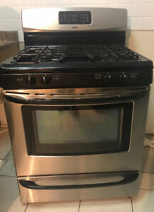 Stainless steel appliances!!