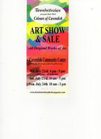 Colours of Cavendish Art Show and Sale