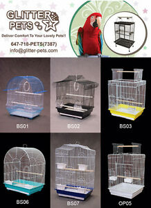 Premium Bird Cage Parrot Cage Parrot Stand Bird Toy for Sale Mississauga / Peel Region Toronto (GTA) image 5