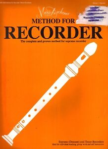 How To Play Recorder Music Book