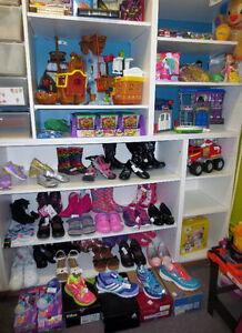"Girls/Womens ""Adidas"" Ortholite - Size 5.5 (kids) / 7.5 (womens) London Ontario image 7"