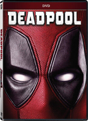 New  Deadpool (DVD, 2016)  Sealed Shipping!