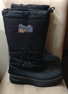 ec2cd6ecb8b8 Windriver Winter Boots ~ Rated To -70 degrees ~ mens Size 11