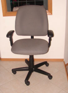Desk Chair with multiple adjustments