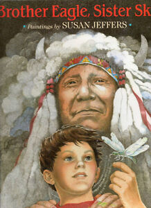 BROTHER EAGLE, SISTER SKY A Message from Chief Seattle 1991 Hcvr