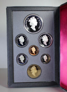 1996 CANADIAN DOUBLE DOLLAR PROOF SET