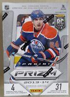 boite de carte de hockey PANINI PRIZM 2013-14 non ouverte