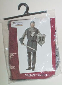 Valiant Knight Adult Large Costume by California Costumes