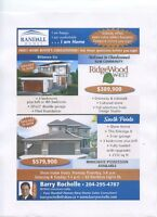 Charleswood - RidgeWood West - Prime Building Lots Available