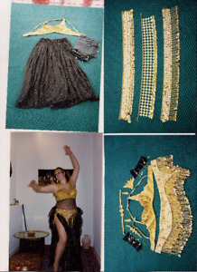 bellydance costumes and supplies