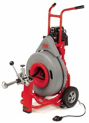 Ridgid Drum Machine K-7500 And 58 Pigtail 61102