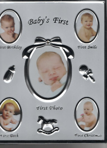 Baby's First's Photo's Frame 8.5 x 11   New in Box