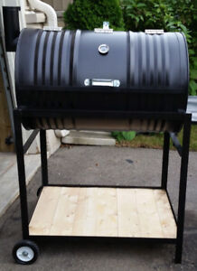 BBQ Charcoal (smoker) for sale (55 gallon drum)