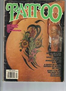 Magazine TATTOO Avril 1993