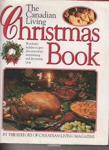 Canadian Living Christmas Book / Le livre de Noel Coup de pouce