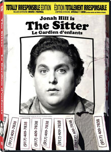 The Sitter DVD - NEW London Ontario image 1