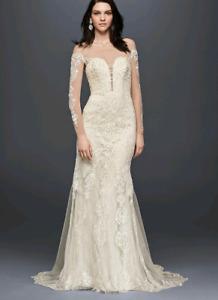 Wedding dress - GALINA SIGNATURE EXCLUSIVE