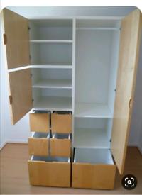 IKEA Wardrobe storage