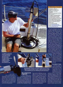 Towable WATER MAKER for boating