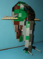 RARE LEGO STAR WARS no 7144, LE SLAVE-1