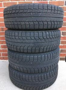 Winters 195 65R15: Michelin X-ice 195 65R15