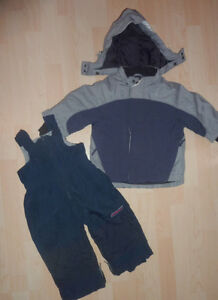 H&M winter coat $ 10, TCP snowpants $ 5 + other, 12 - 18m Kitchener / Waterloo Kitchener Area image 1