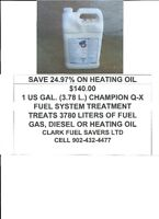 SAVE 24.97% ON HEATING OIL