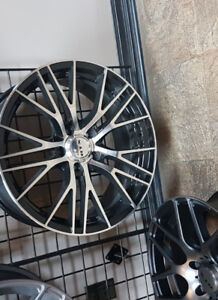 5x114.3 17inch  4X RTX MAGS AND TIRE SET!