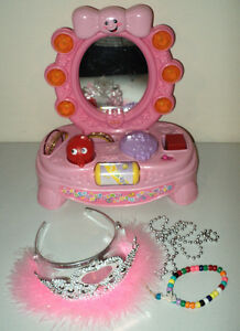 Fisher Price Toddler Musical Vanity plus Accessories