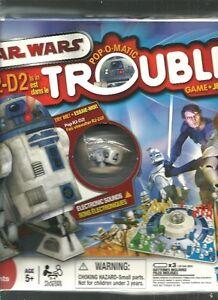 JEUX STAR WARS R2-D2 EST DANS LE TROUBLE SONS ÉLECTRONIQUES