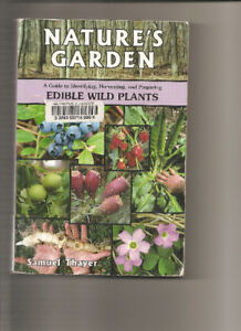 Nature's Garden book wanted