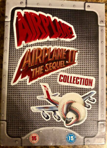 HOT SHOTS 1&2 Movies and  AIRPLANE 1&2 Movies