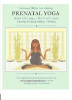 REGISTERATION open Prenatal Yoga