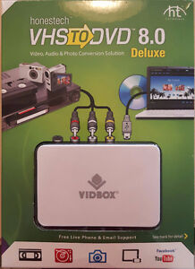VHS to DVD Converter - Brand New - Never used