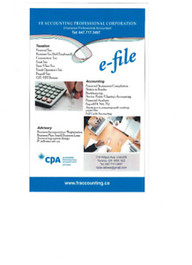 CPA Level Bookkeeping and Taxes, including T3-Estate Tax