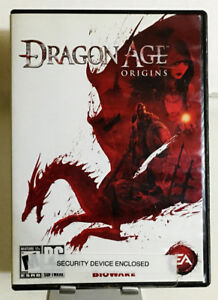 Dragon Age Origins (PC) DVD - $10
