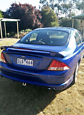 2001 Tickford AU2 XR8 220 Fully optioned, 1 of 2 made